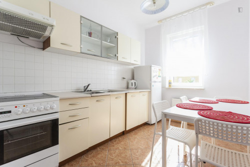 Very cool 2-bedroom apartment close to Natolin metro station  - Gallery -  1