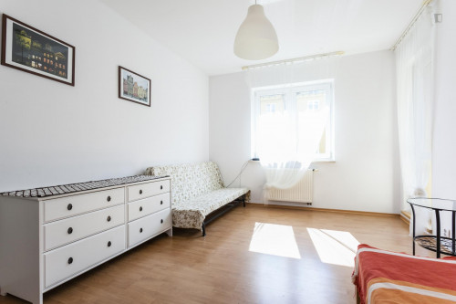 Very cool 2-bedroom apartment close to Natolin metro station  - Gallery -  9