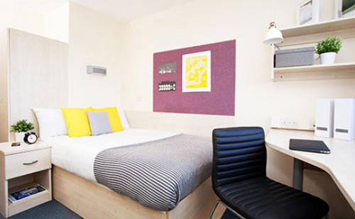 Very cool double ensuite bedroom in a residence, near the University of Aberdeen  - Gallery -  1
