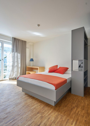 Amazing double room in the center of Zurich