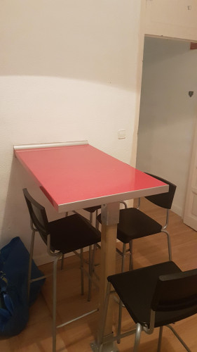 Welcoming single bedroom in a student flat, in Argüelles  - Gallery -  4