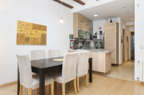 Very cool and fresh 2-bedroom apartment in the El Born neighbourhood  - Gallery -  2