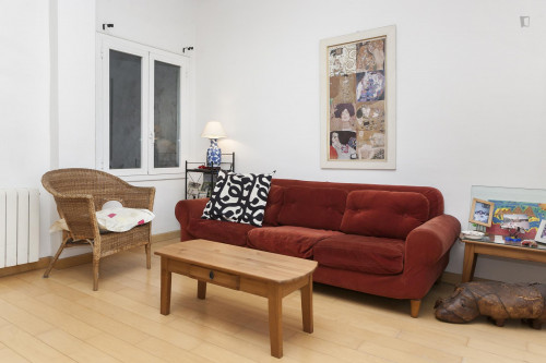 Very cool and fresh 2-bedroom apartment in the El Born neighbourhood  - Gallery -  3