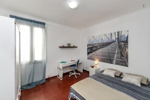 Wonderful double bedroom in Sant Gervasy-Galvany  - Gallery -  1