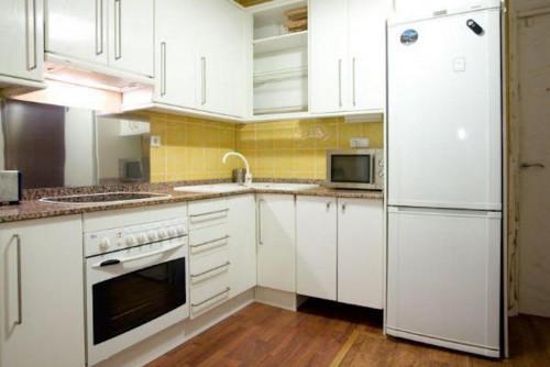 Welcoming 1-bedroom flat in El Raval  - Gallery -  4