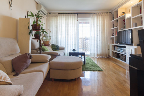 Very cool single bedroom in a 3-bedroom flat in Alcorcón  - Gallery -  4