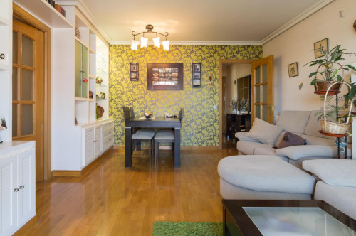 Very cool single bedroom in a 3-bedroom flat in Alcorcón  - Gallery -  6