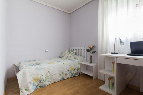 Very cool single bedroom in a 3-bedroom flat in Alcorcón  - Gallery -  1