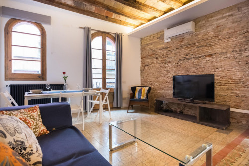 Welcoming 2-bedroom apartment in El Born  - Gallery -  4