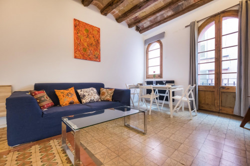 Welcoming 2-bedroom apartment in El Born  - Gallery -  3
