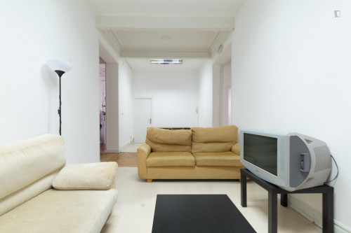 Warm double bedroom in Madrid's centre, near Opera metro station  - Gallery -  5