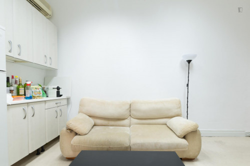 Warm double bedroom in Madrid's centre, near Opera metro station  - Gallery -  7