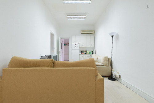 Warm double bedroom in Madrid's centre, near Opera metro station  - Gallery -  8