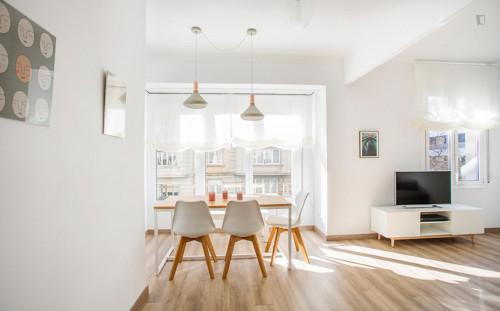 Very elegant 2-bedroom apartment in El Poble-sec  - Gallery -  7