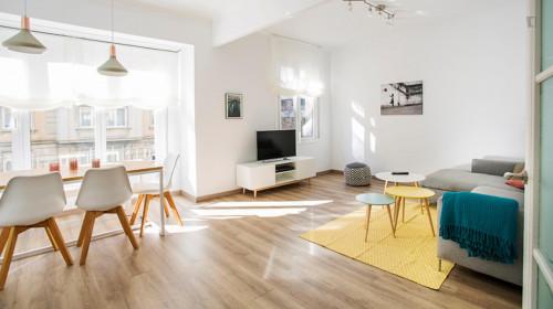 Very elegant 2-bedroom apartment in El Poble-sec  - Gallery -  4