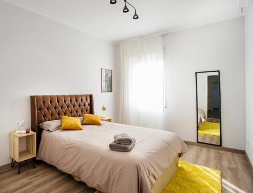 Very elegant 2-bedroom apartment in El Poble-sec  - Gallery -  2