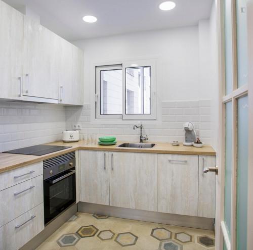 Very elegant 2-bedroom apartment in El Poble-sec  - Gallery -  9