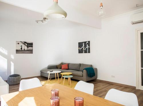 Very elegant 2-bedroom apartment in El Poble-sec  - Gallery -  5