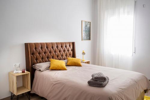 Very elegant 2-bedroom apartment in El Poble-sec  - Gallery -  1