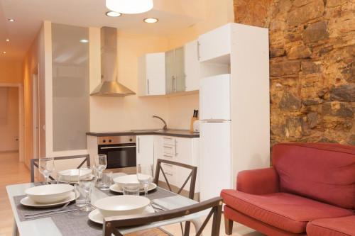 Very cool 2-bedroom apartment in El Barri Gòtic  - Gallery -  3