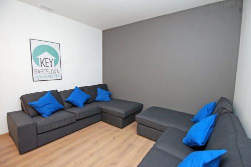 Very cool single bedroom in trendy Fort Pienc neighbourhood  - Gallery -  2