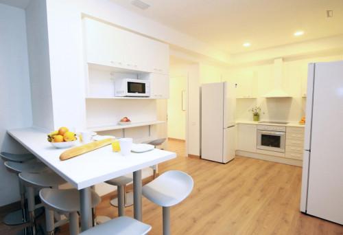 Very cool single bedroom in trendy Fort Pienc neighbourhood  - Gallery -  8