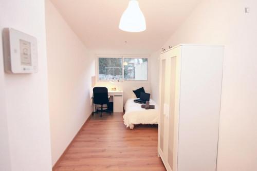 Very cool single bedroom in trendy Fort Pienc neighbourhood  - Gallery -  1