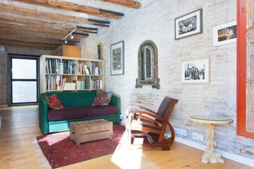 Warm and classy duplex in El Raval  - Gallery -  4
