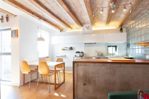 Warm and classy duplex in El Raval  - Gallery -  7