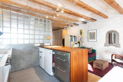 Warm and classy duplex in El Raval  - Gallery -  8