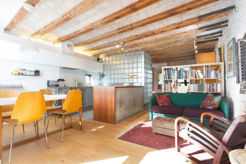 Warm and classy duplex in El Raval  - Gallery -  3