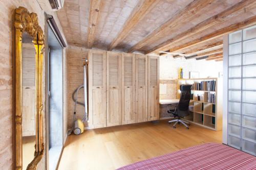 Warm and classy duplex in El Raval  - Gallery -  2