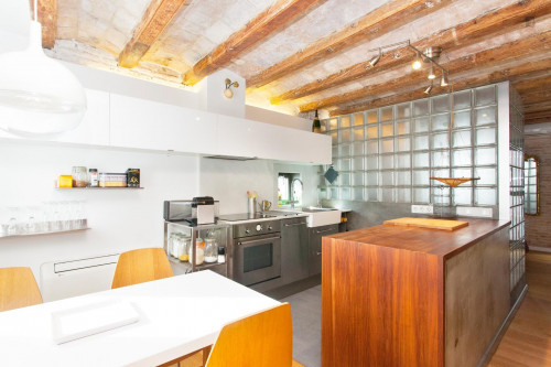 Warm and classy duplex in El Raval  - Gallery -  6