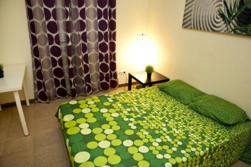 Student-friendly double bedroom in La Nova Esquerra de l'Eixample  - Gallery -  1