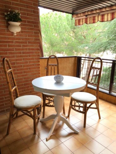 Very nice single bedroom near Parque de Bombilla  - Gallery -  4