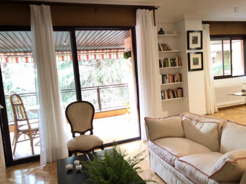 Very nice single bedroom near Parque de Bombilla  - Gallery -  6