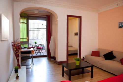 Very nice double bedroom near the Arc de Triomf metro  - Gallery -  3
