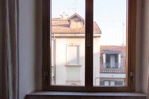 Very nice double bedroom near the Sesto Marelli metro  - Gallery -  8