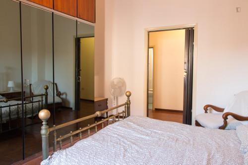 Very nice double bedroom near the Sesto Marelli metro  - Gallery -  6