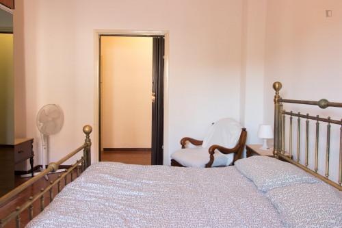 Very nice double bedroom near the Sesto Marelli metro  - Gallery -  5