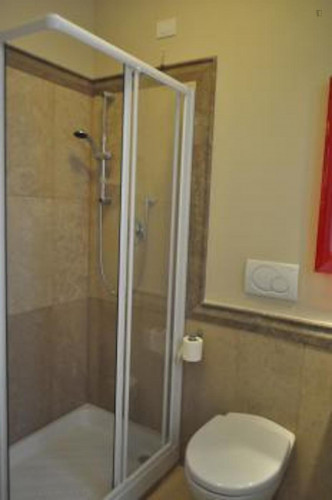 Welcoming 1-bedroom apartment in trendy Rione XV Esquilino  - Gallery -  3