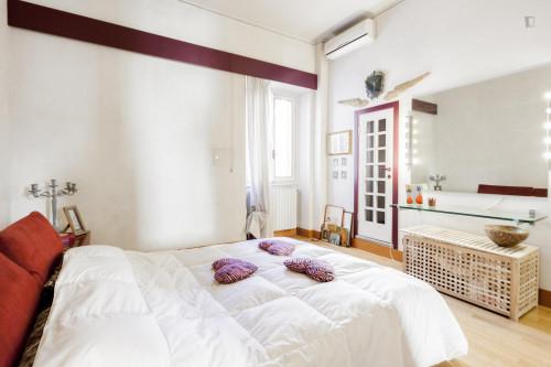 Wonderful 1-bedroom flat near Istituto Europeo  - Gallery -  1