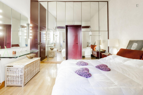 Wonderful 1-bedroom flat near Istituto Europeo  - Gallery -  5