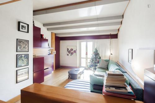 Wonderful 1-bedroom flat near Istituto Europeo  - Gallery -  8