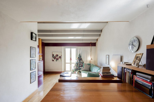 Wonderful 1-bedroom flat near Istituto Europeo  - Gallery -  9