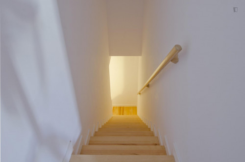 Trendy 1-bedroom flat close to Martim Moniz metro station  - Gallery -  2
