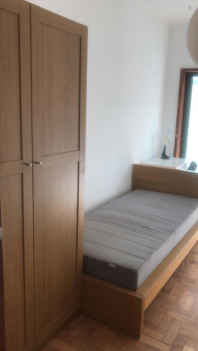 Sunny single bedroom close to Faculdade de Letras  - Gallery -  2