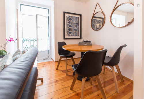 Very neat 1-bedroom apartment in classic Bica  - Gallery -  2