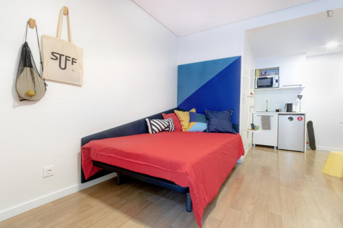 Studio in a great student residence  - Gallery -  1