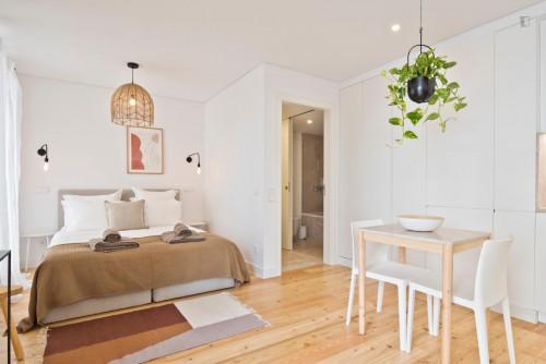 Studio apartment in Martin Moniz 5 minutes from metro station  - Gallery -  2